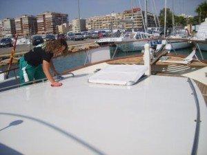 Ecolaver, limpieza de barcos