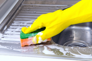 Consejos para limpiar adecuadamente la cocina.