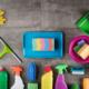 Razones para usar productos de limpieza ecológicos.